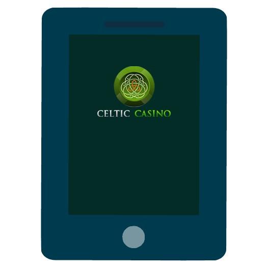 Celtic Casino - Mobile friendly