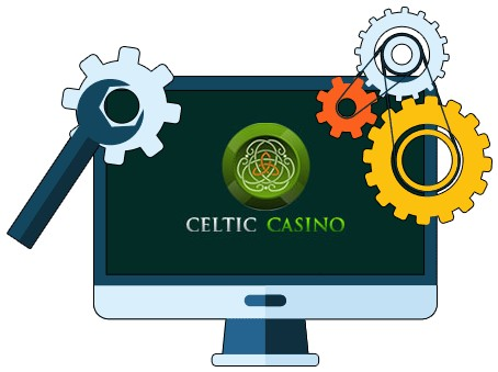 Celtic Casino - Software
