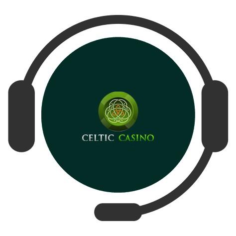 Celtic Casino - Support