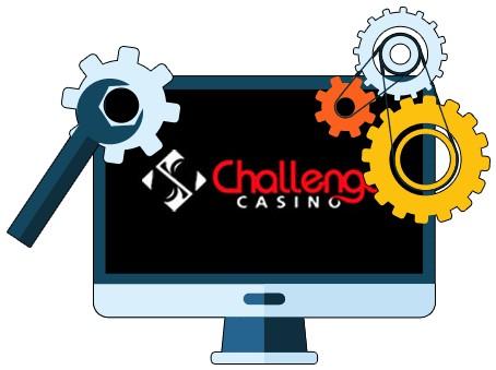 Challenge Casino - Software