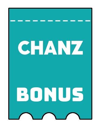 Latest bonus spins from Chanz Casino