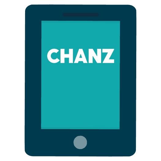 Chanz Casino - Mobile friendly