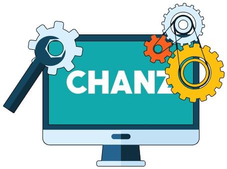Chanz Casino - Software