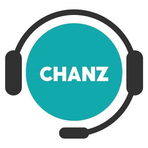 Chanz Casino - Support