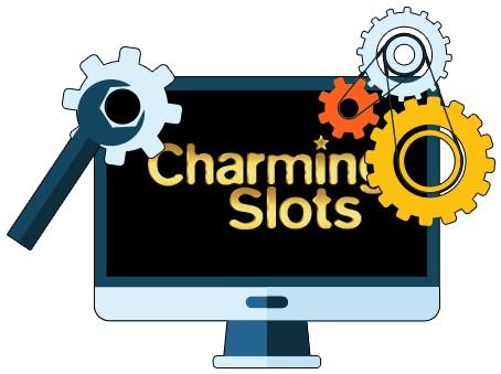 Charming Slots - Software