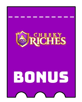 Latest bonus spins from Cheeky Riches Casino
