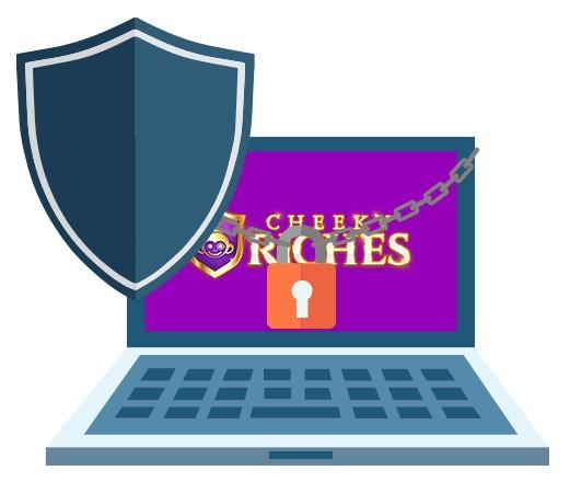 Cheeky Riches Casino - Secure casino