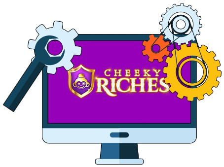 Cheeky Riches Casino - Software