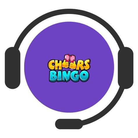 Cheers Bingo - Support