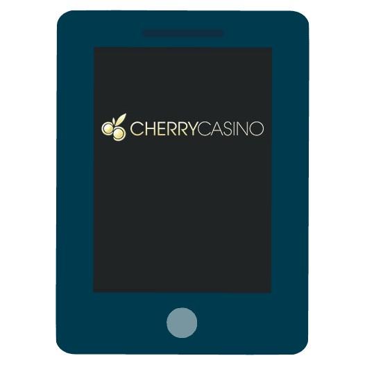 Cherry Casino - Mobile friendly