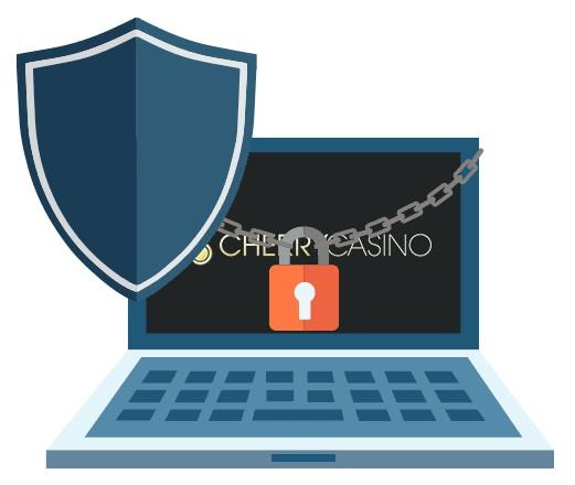 Cherry Casino - Secure casino
