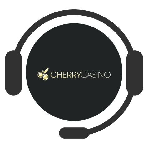 Cherry Casino - Support
