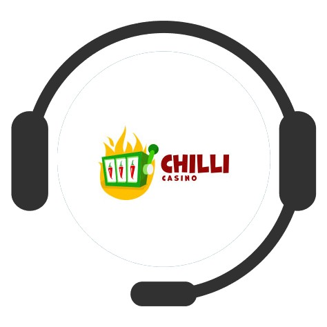 Chilli Casino - Support