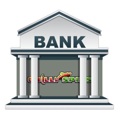 Chilli Spins - Banking casino
