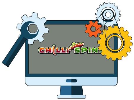 Chilli Spins - Software