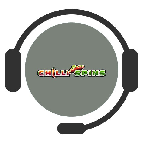 Chilli Spins - Support