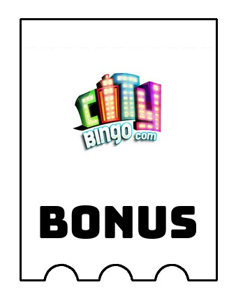Latest bonus spins from City Bingo