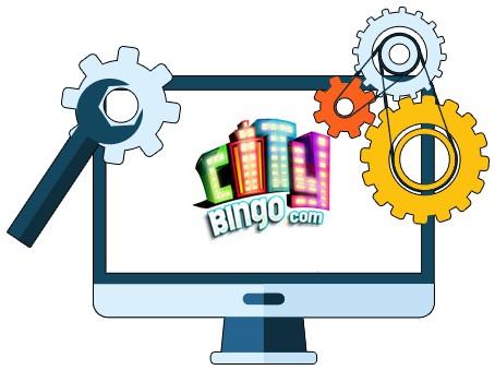 City Bingo - Software