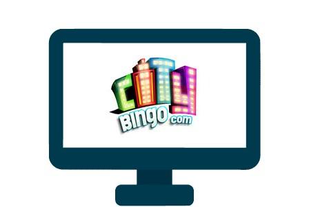 City Bingo - casino review