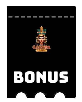 Latest bonus spins from Cleopatra Casino
