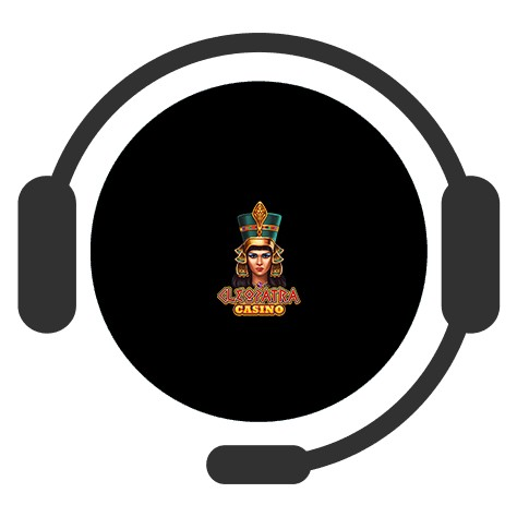 Cleopatra Casino - Support