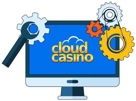 Cloud Casino - Software