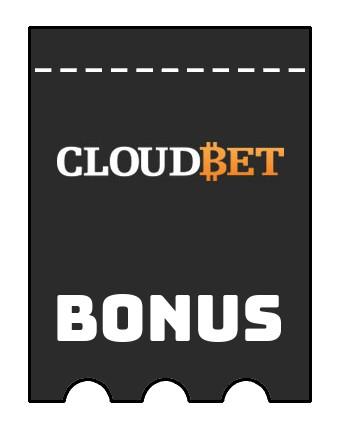 Latest bonus spins from CloudBet Casino