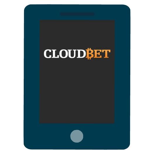CloudBet Casino - Mobile friendly