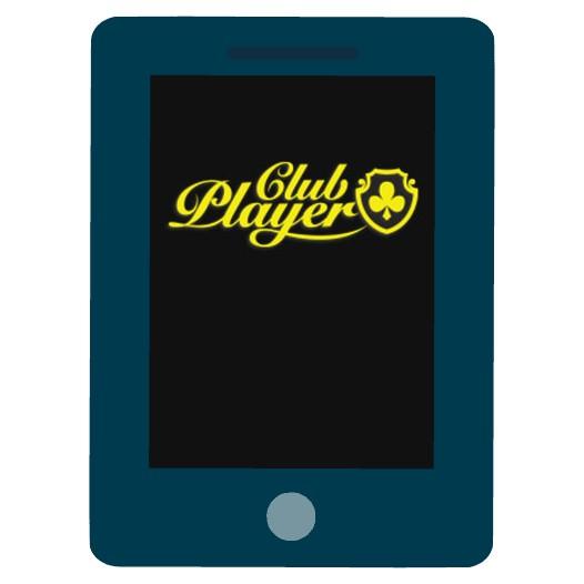 Club Player Casino - Mobile friendly