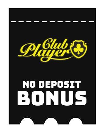 Club Player Casino - no deposit bonus CR