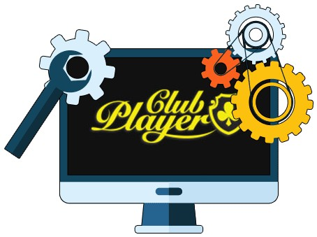 Club Player Casino - Software