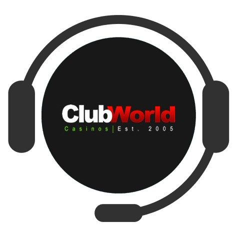 Club World Casino - Support