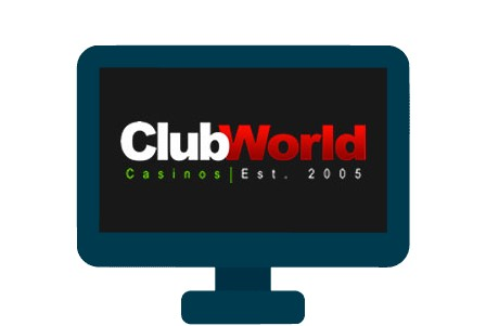 Club World Casino - casino review