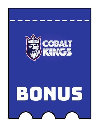 Latest bonus spins from Cobalt Kings Casino