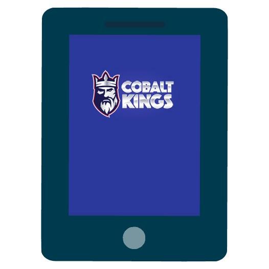 Cobalt Kings Casino - Mobile friendly
