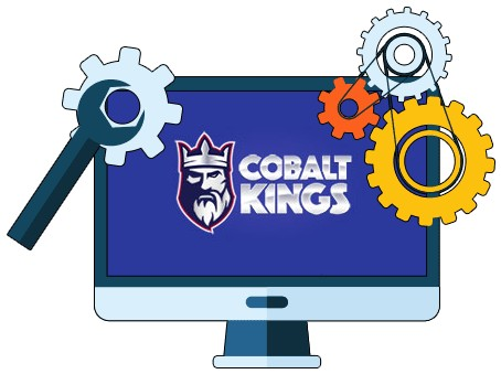 Cobalt Kings Casino - Software