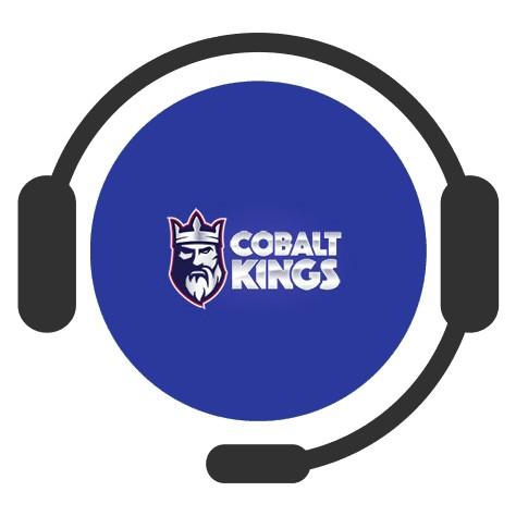 Cobalt Kings Casino - Support