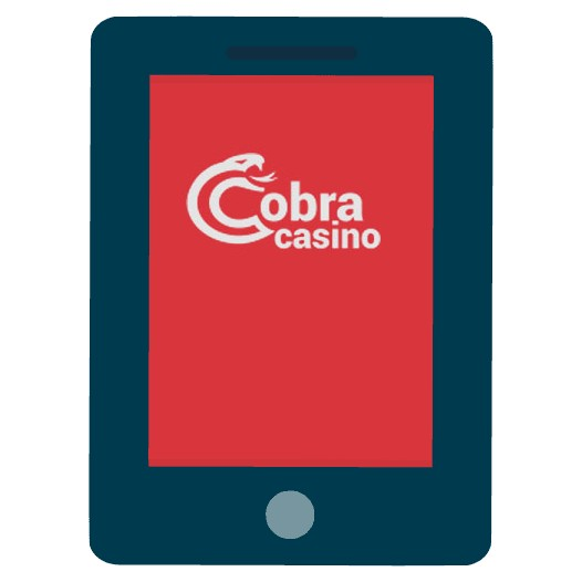 Cobra Casino - Mobile friendly