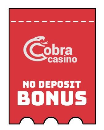 Cobra Casino - no deposit bonus CR