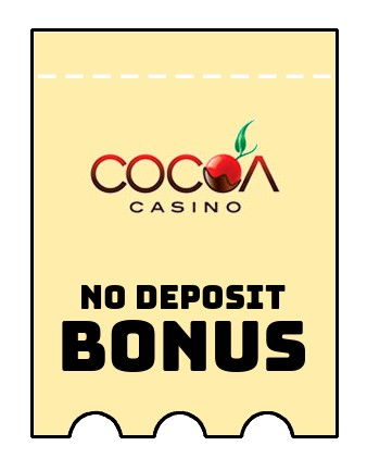 Cocoa Casino - no deposit bonus CR