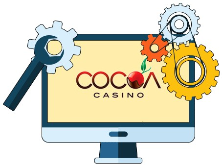 Cocoa Casino - Software