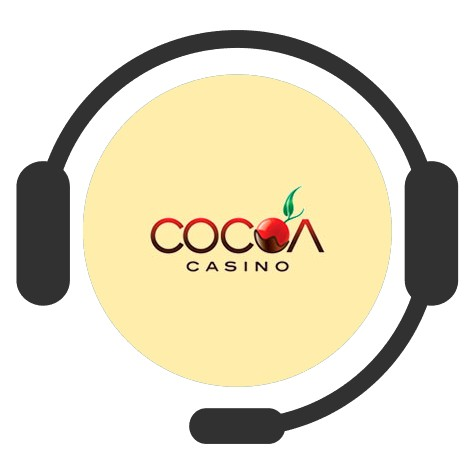 Cocoa Casino - Support