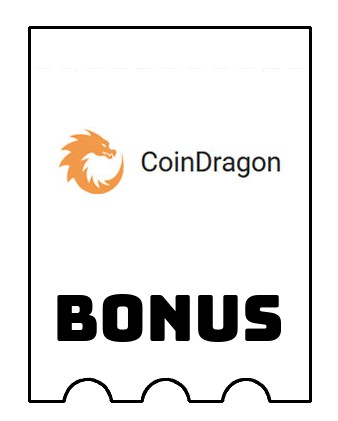 Latest bonus spins from Coindragon