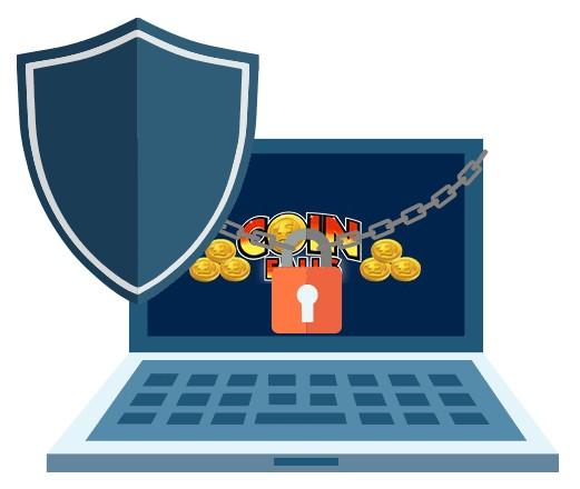 CoinFalls Casino - Secure casino