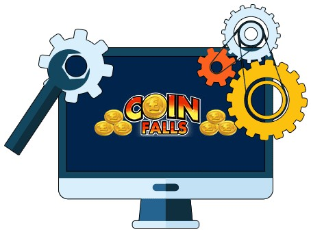 CoinFalls Casino - Software