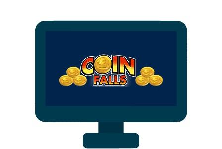 CoinFalls Casino - casino review