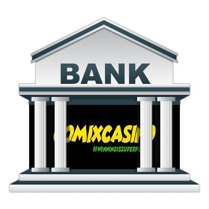Comix Casino - Banking casino