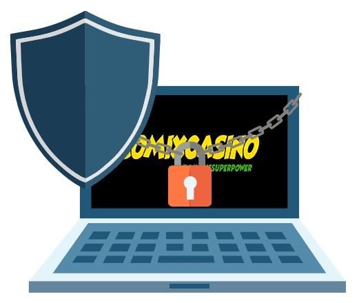 Comix Casino - Secure casino