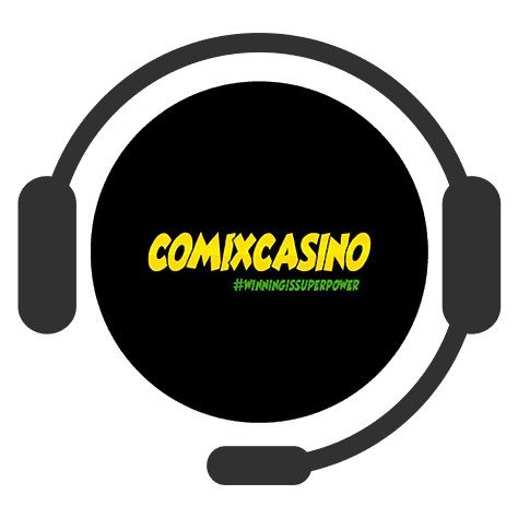 Comix Casino - Support