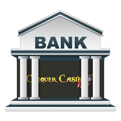 Conquer Casino - Banking casino